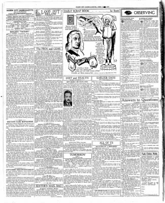 The Mason City Globe-Gazette from Mason City, Iowa on April 2, 1936 · Page 6