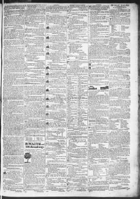The Evening Post from New York, New York on April 6, 1818 · Page 3