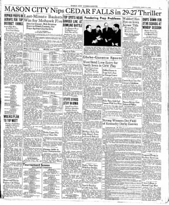 The Mason City Globe-Gazette from Mason City, Iowa on March 11, 1939 · Page 9