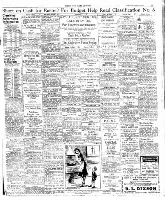 The Mason City Globe-Gazette from Mason City, Iowa on March 11, 1939 · Page 15