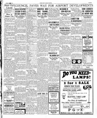 The Mason City Globe-Gazette from Mason City, Iowa on April 16, 1934 · Page 11
