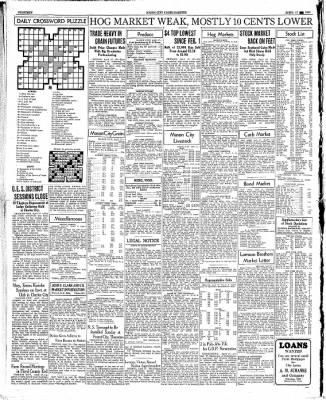 The Mason City Globe-Gazette from Mason City, Iowa on April 17, 1934 · Page 14