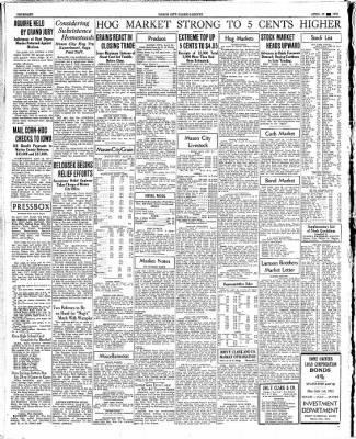 The Mason City Globe-Gazette from Mason City, Iowa on April 18, 1934 · Page 14