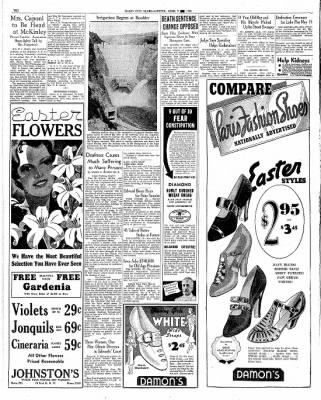 Globe-Gazette from Mason City, Iowa on April 9, 1936 · Page 10