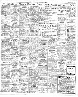 The Mason City Globe-Gazette from Mason City, Iowa on March 4, 1937 · Page 23