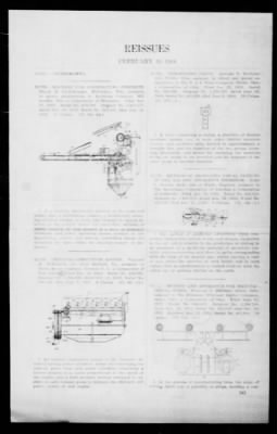Official Gazette of the United States Patent Office from Washington, District of Columbia on February 19, 1924 · Page 71