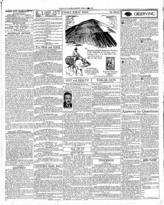 Globe-Gazette from Mason City, Iowa on April 10, 1936 · Page 4