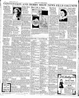 The Mason City Globe-Gazette from Mason City, Iowa on March 18, 1939 · Page 6