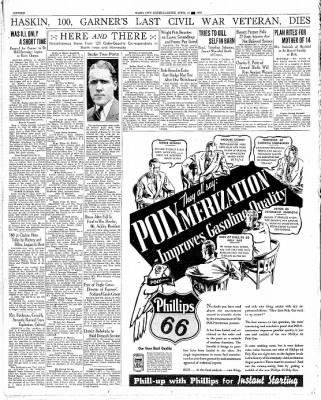 The Mason City Globe-Gazette from Mason City, Iowa on April 10, 1936 · Page 16