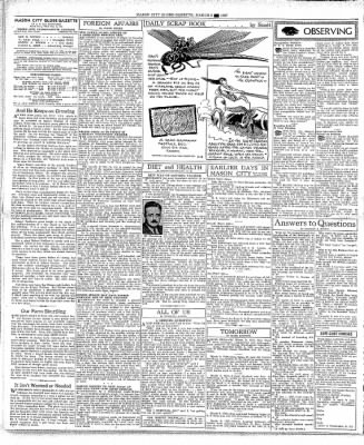 The Mason City Globe-Gazette from Mason City, Iowa on March 8, 1937 · Page 4