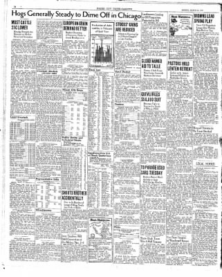 Globe-Gazette from Mason City, Iowa on March 20, 1939 · Page 14