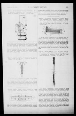 Official Gazette of the United States Patent Office from Washington, District of Columbia on February 19, 1924 · Page 125