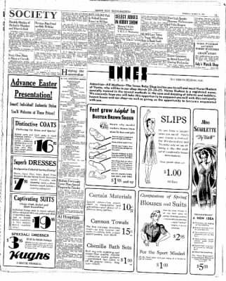 The Mason City Globe-Gazette from Mason City, Iowa on March 21, 1939 · Page 11