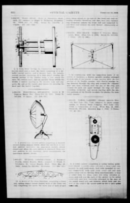 Official Gazette of the United States Patent Office from Washington, District of Columbia on February 19, 1924 · Page 142
