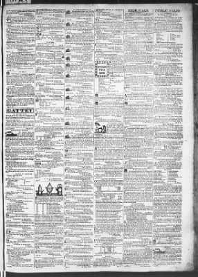 The Evening Post from New York, New York on May 25, 1818 · Page 3