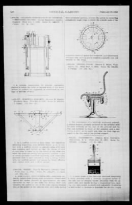Official Gazette of the United States Patent Office from Washington, District of Columbia on February 19, 1924 · Page 156