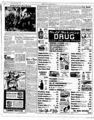 The Mason City Globe-Gazette from Mason City, Iowa on January 7, 1943 · Page 6