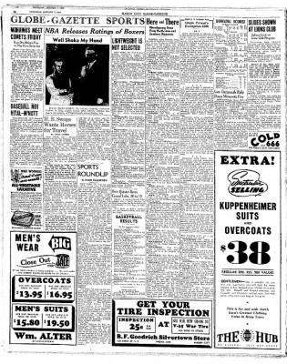 The Mason City Globe-Gazette from Mason City, Iowa on January 7, 1943 · Page 14