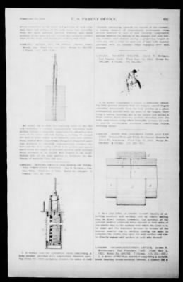 Official Gazette of the United States Patent Office from Washington, District of Columbia on February 19, 1924 · Page 181