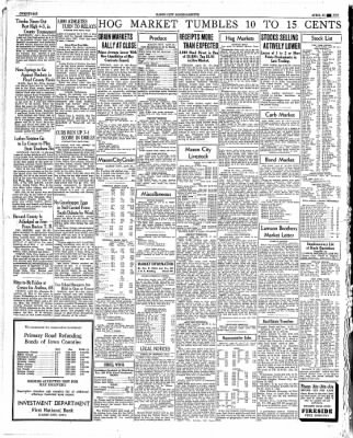 The Mason City Globe-Gazette from Mason City, Iowa on April 26, 1934 · Page 26