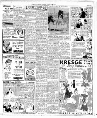 The Mason City Globe-Gazette from Mason City, Iowa on March 11, 1937 · Page 11