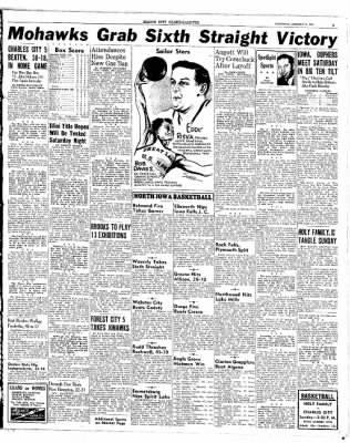 The Mason City Globe-Gazette from Mason City, Iowa on January 9, 1943 · Page 9