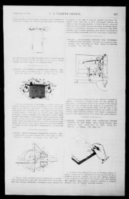 Official Gazette of the United States Patent Office from Washington, District of Columbia on February 19, 1924 · Page 207