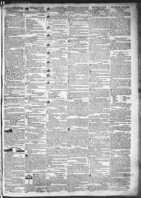 The Evening Post from New York, New York on June 13, 1818 · Page 3