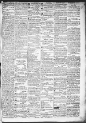 The Evening Post from New York, New York on June 15, 1818 · Page 3