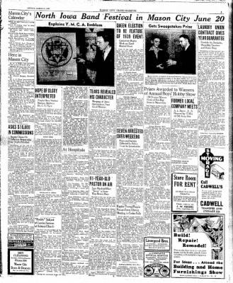 The Mason City Globe-Gazette from Mason City, Iowa on March 27, 1939 · Page 5