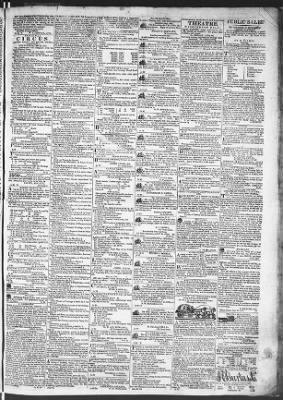 The Evening Post from New York, New York on June 25, 1818 · Page 3