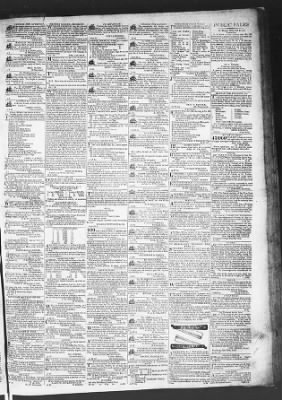 The Evening Post from New York, New York on July 1, 1818 · Page 3