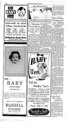 The Mason City Globe-Gazette from Mason City, Iowa on April 27, 1936 · Page 22