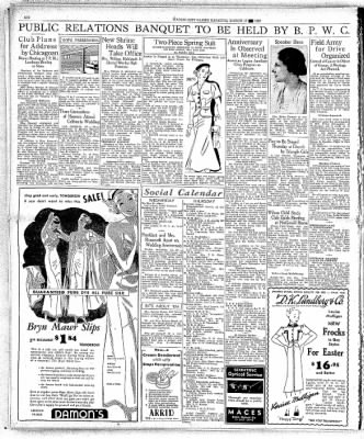 Globe-Gazette from Mason City, Iowa on March 17, 1937 · Page 6
