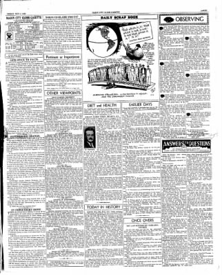 The Mason City Globe-Gazette from Mason City, Iowa on May 4, 1934 · Page 3
