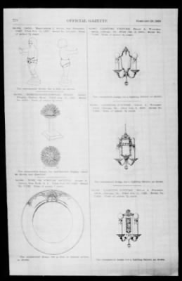 Official Gazette of the United States Patent Office from Washington, District of Columbia on February 26, 1924 · Page 73