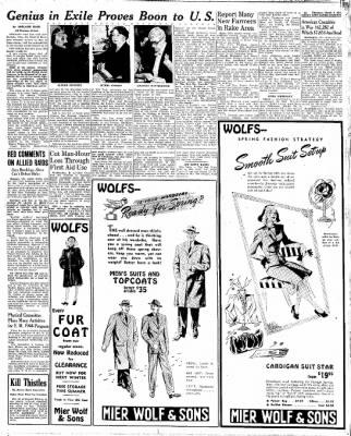 The Mason City Globe-Gazette from Mason City, Iowa on March 9, 1944 · Page 24