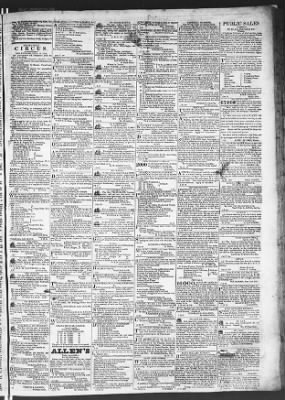 The Evening Post from New York, New York on July 17, 1818 · Page 3