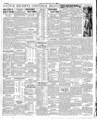 The Mason City Globe-Gazette from Mason City, Iowa on April 29, 1936 · Page 14