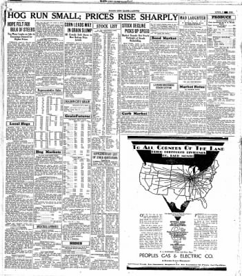 The Mason City Globe-Gazette from Mason City, Iowa on April 2, 1931 · Page 26