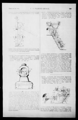 Official Gazette of the United States Patent Office from Washington, District of Columbia on February 26, 1924 · Page 124