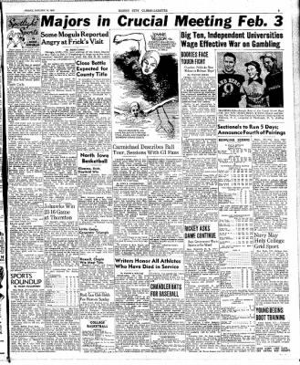 The Mason City Globe-Gazette from Mason City, Iowa on January 26, 1945 · Page 9