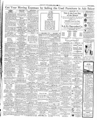 The Mason City Globe-Gazette from Mason City, Iowa on April 30, 1936 · Page 23