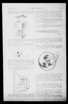Official Gazette of the United States Patent Office from Washington, District of Columbia on February 26, 1924 · Page 168