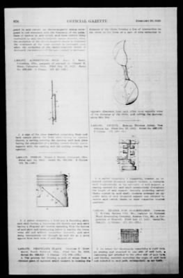 Official Gazette of the United States Patent Office from Washington, District of Columbia on February 26, 1924 · Page 171