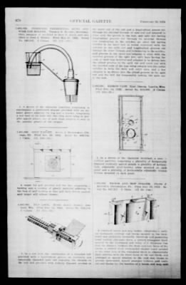 Official Gazette of the United States Patent Office from Washington, District of Columbia on February 26, 1924 · Page 173
