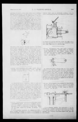Official Gazette of the United States Patent Office from Washington, District of Columbia on February 26, 1924 · Page 184