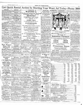 Globe-Gazette from Mason City, Iowa on January 27, 1943 · Page 13