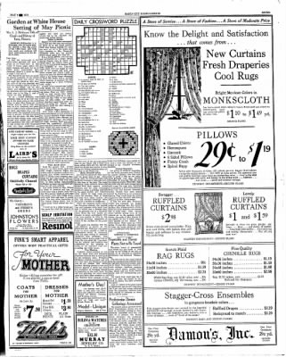 Globe-Gazette from Mason City, Iowa on May 9, 1934 · Page 7