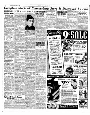 The Mason City Globe-Gazette from Mason City, Iowa on January 28, 1943 · Page 4